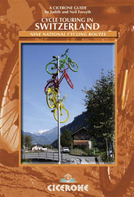 Cycle Touring in Switzerland (BOK)