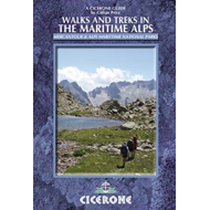 Walks and Treks in the Maritime Alps (BOK)
