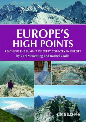 Europe's High Points (BOK)