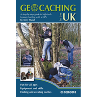 Geocaching in the UK (BOK)