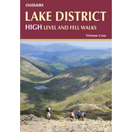 Lake District: High Level and Fell Walks (BOK)
