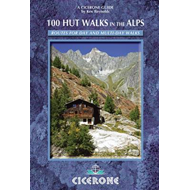 100 Hut Walks in the Alps (BOK)
