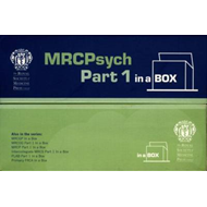 MRC Psych Part 1 In a Box (BOK)