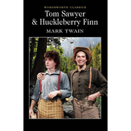 Tom Sawyer & Huckleberry Finn (BOK)