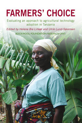 Farmers' Choice: Evaluating an Approach to Agricultural Technology Adoption in Tanzania (BOK)