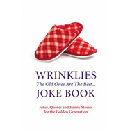 Wrinklies Joke Book (BOK)
