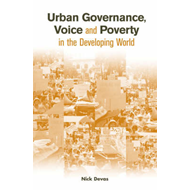 Urban Governance, Voice and Poverty in the Developing World (BOK)
