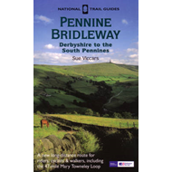 The Pennine Bridleway: Derbyshire to the South Pennines (BOK)