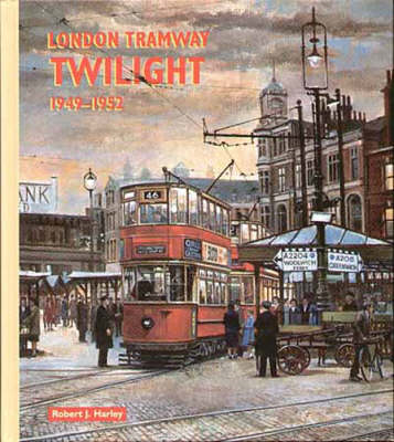 London Tramway Twilight (BOK)