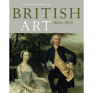 A History of British Art, Volume 1: 600-1600 (BOK)