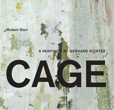 Cage: Six Paintings by Gerhard Richter (BOK)
