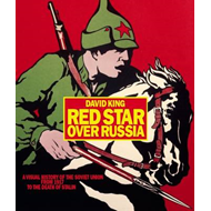 Produktbilde for Red Star over Russia (BOK)