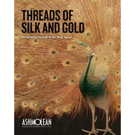 Threads of Silk and Gold: Ornamental Textiles from Meiji Japan (BOK)