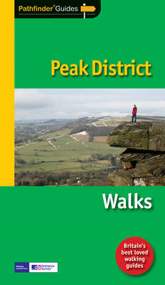 Pathfinder Peak District (BOK)