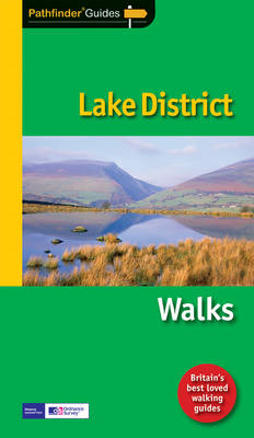 Pathfinder Lake District: Walks (BOK)