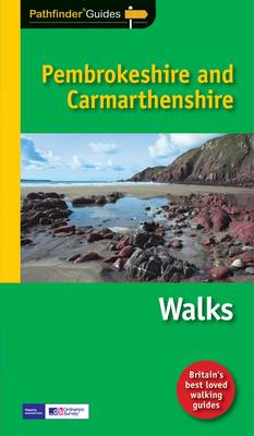 Pathfinder Pembrokeshire and Carmarthenshire (BOK)