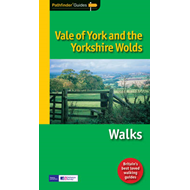 Pathfinder Vale of York & the Yorkshire Wolds (BOK)