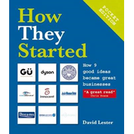 How They Started: How 8 Good Ideas Became Great Businesses (BOK)