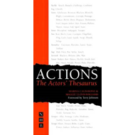 Produktbilde for Actions: The Actors' Thesaurus (BOK)