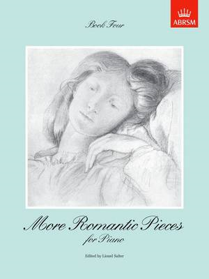More Romantic Pieces for Piano, Book IV (BOK)