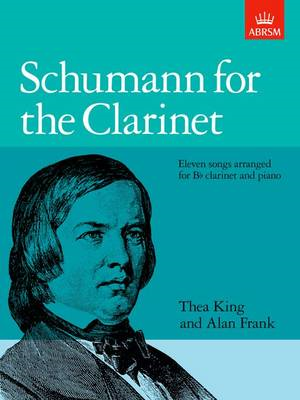 Schumann for the Clarinet (BOK)