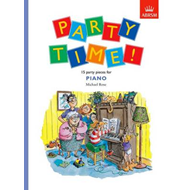 Party Time! 15 party pieces for piano (BOK)