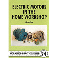 Electric Motors in the Home Workshop (BOK)