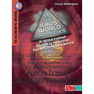 The Kaos World Chronicles (Teacher's Pack 3): A Structured Literacy Scheme for Key Stage 3-4 Student (BOK)