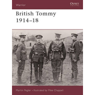 The British Tommy 1914-18 (BOK)