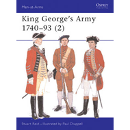 King George's Army, 1740-93: v.2 (BOK)