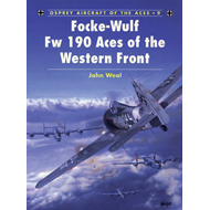 Fw 190 Aces of the Western Front (BOK)