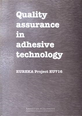 Quality Assurance in Adhesive Technology (BOK)