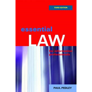 Essential Law for Information Professionals (BOK)