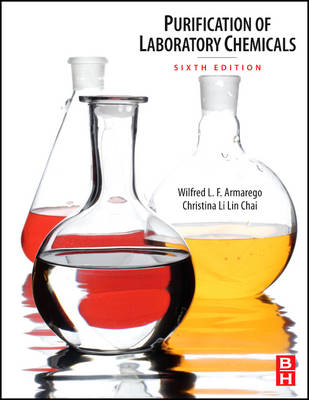 Purification of Laboratory Chemicals (BOK)