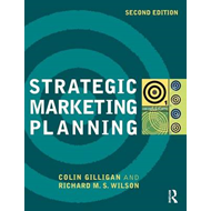 Strategic Marketing Planning (BOK)
