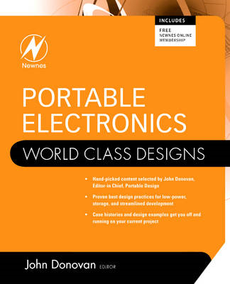 Portable Electronics: World Class Designs (BOK)
