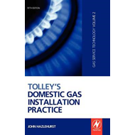 Tolley's Domestic Gas Installation Practice (BOK)