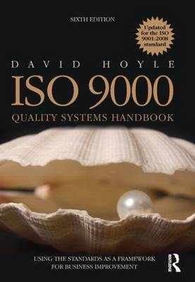 ISO 9000 Quality Systems Handbook - Updated for the ISO 9001 (BOK)