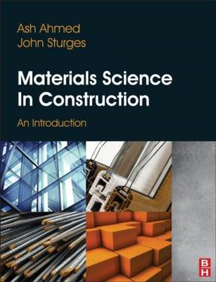 Materials Science In Construction: An Introduction (BOK)