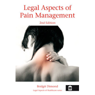 Legal Aspects of Pain Management (BOK)