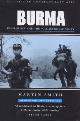 Burma: Insurgency and the Politics of Ethnicity (BOK)