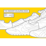 The Sneaker Colouring Book (BOK)