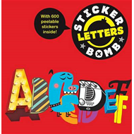 Stickerbomb Letters (BOK)