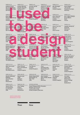I Used to Be a Design Student (BOK)