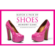 Match a Pair of Shoes Memory Game (BOK)