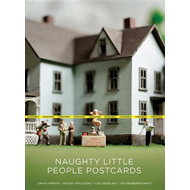 Naughty Little People Postcards (BOK)