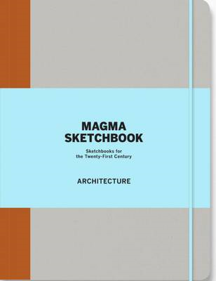 Magma Sketchbook: Architecture (BOK)