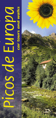 Picos De Europa: Car Tours and Walks (BOK)