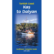 Kas to Dalyan: Turkish Coast (BOK)