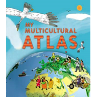 My Multicultural Atlas: A Spiral-bound Atlas with Gatefolds (BOK)